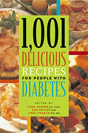 1001 Delicious Recipes For People With Diabetes